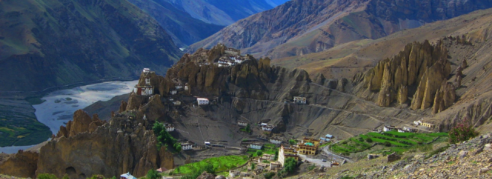 Dankhar - Spiti valley