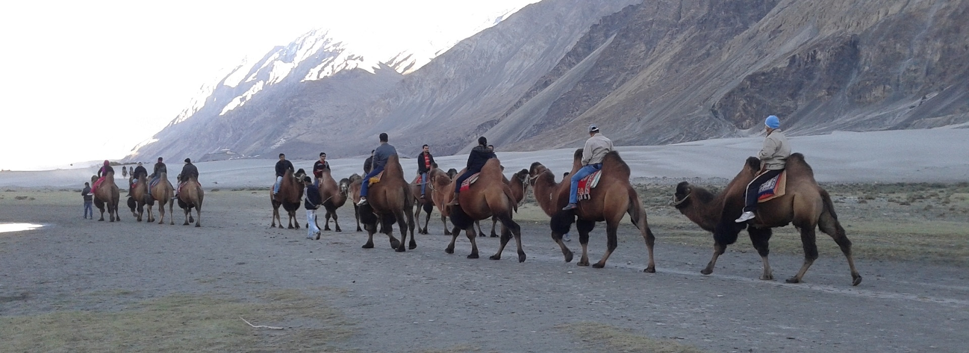 Shyok, Nubra Valley & The Silk Route