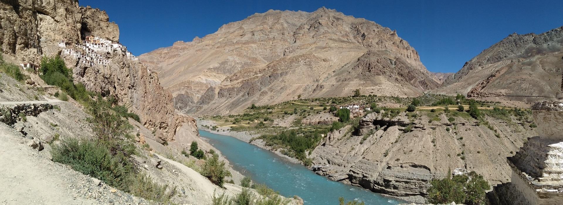 Phugtal Gompa - Zanskar