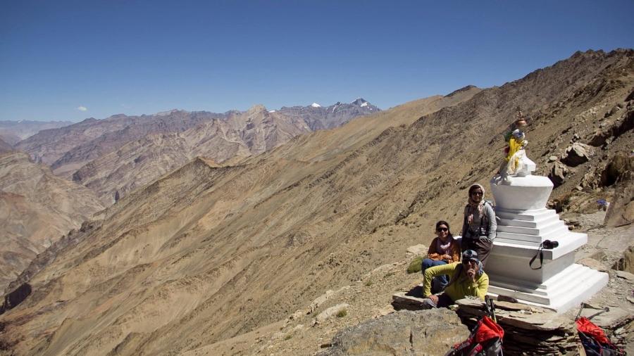 Hanuma la 4800m