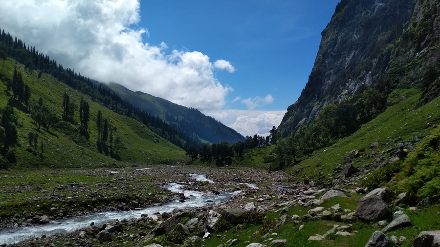 Chikka - Hamta valley