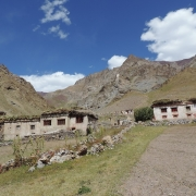 Trek to Dibling (4000m) - Base Pikdong la (4200m), 7 hrs