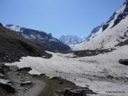 Chikka - Jwara 3450m - Balu ka Gera 3600m. 5/6 hrs.