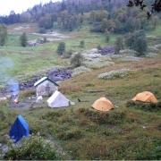 Manali (2040m)  to Lamadug (3050m), 5 hrs
