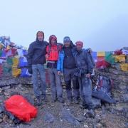 Trek to Phirtse la (5450m) – Zingchen