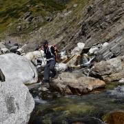 Trek to Base camp (4000m) 5-6 hrs