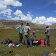 Trek to Berga Songchak (4400m) 6 hrs or Khamerup.