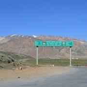 Drive Leh to Taglang La & Sarchu  (4,100m). 9 - 10 hrs