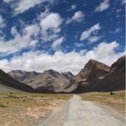 Drive to Losar (4000m) – Kunzom la (4551m) &Rohtang pass (3978m) - Manali