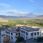 Drive to Leh enroute visit Lamayuru - Alchi, 6 hrs.