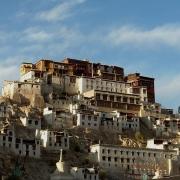 Acclimatize 2: Visit to Leh palace - Tsemo gompa - Sankar - Shanti Stupa - Spituk - Leh.