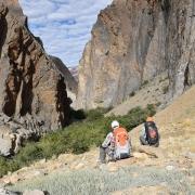 Trek to Tzazar Doksa Sumdo (3900m)