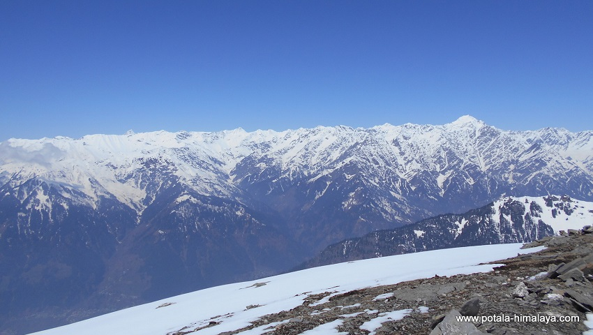 Deo Tibba and Hamta Pass