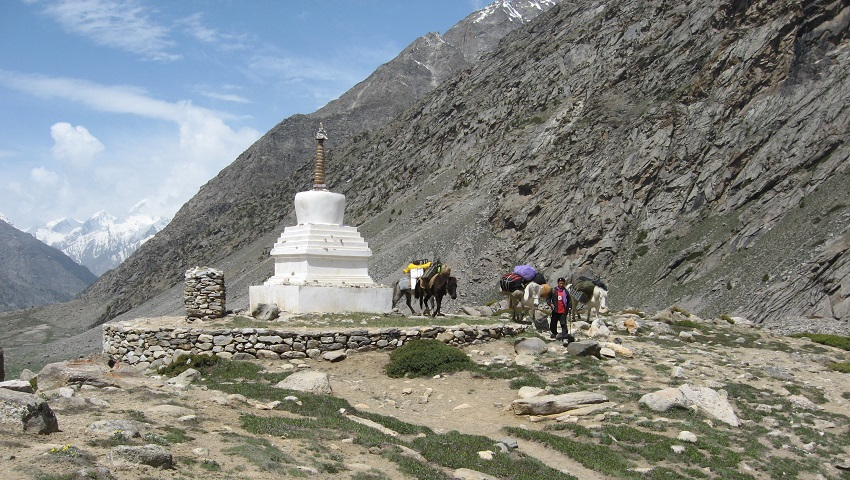 Miyar Pangi Valley Trek