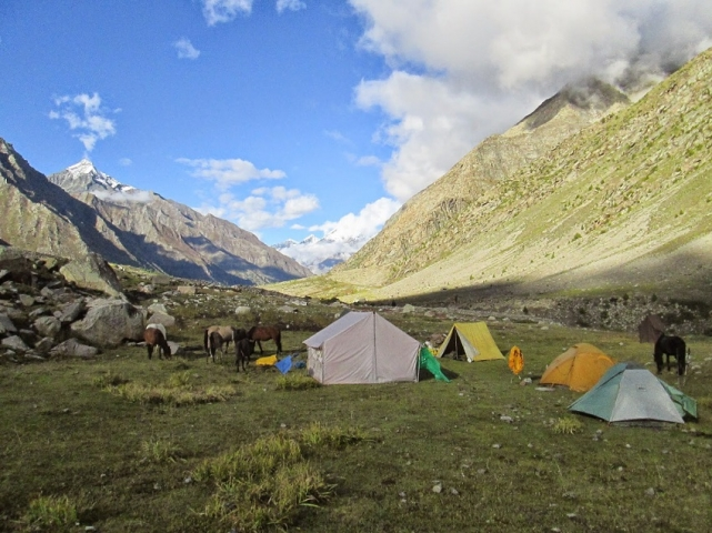 Miyar valley trek