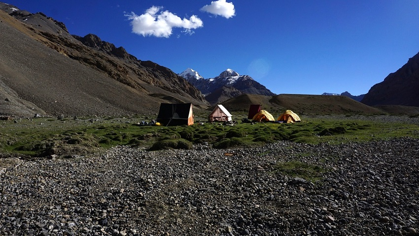 Parang La Trek Spiti to Ladakh