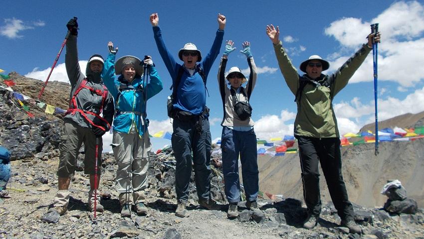 Ladakh Zanskar Traverse Lamayuru Kanji La Zangla Phirtse La