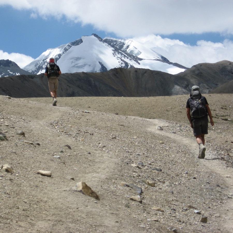 Lamayuru - Darcha trek 21 days & Spiti Pin Parvati trek 10 days (Combined 31 days trekking)