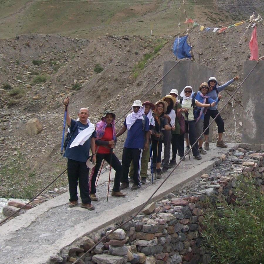 Bhaba pass trek - Mud to Kafnu