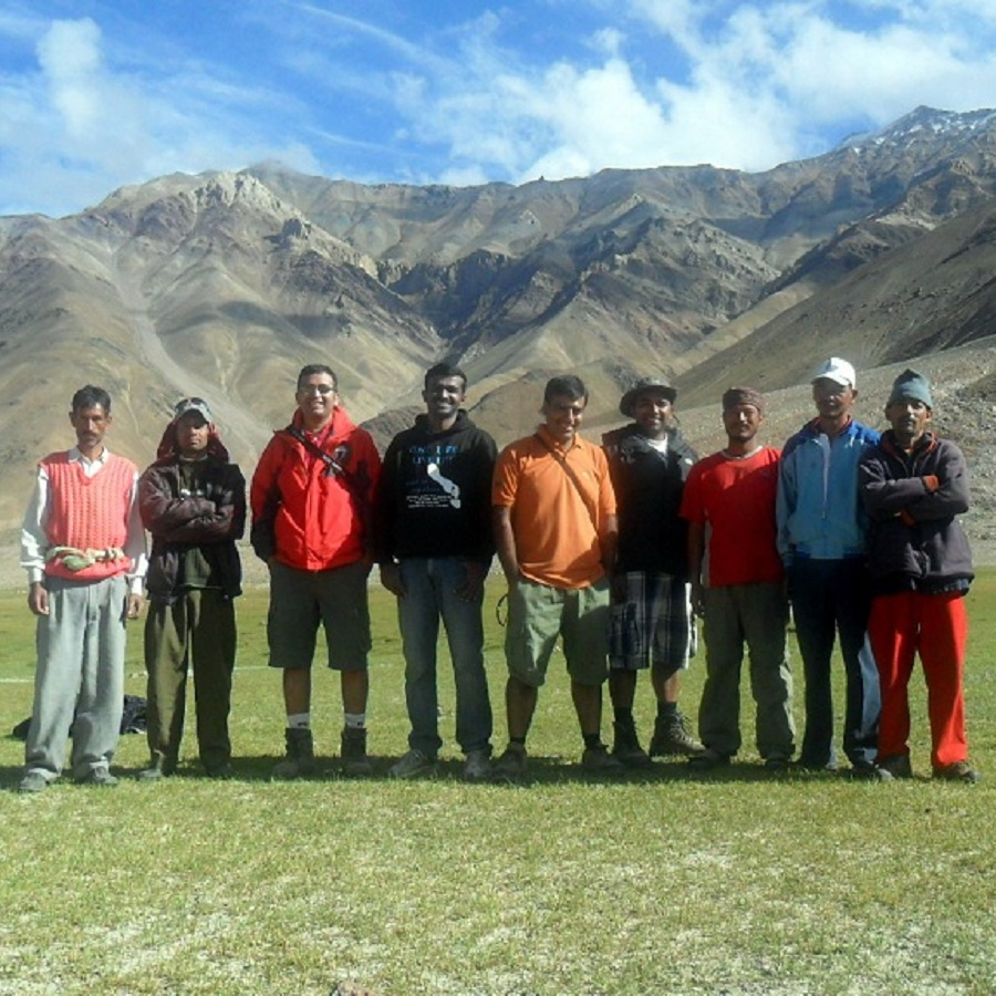 Chandratal - Baralacha La Trek