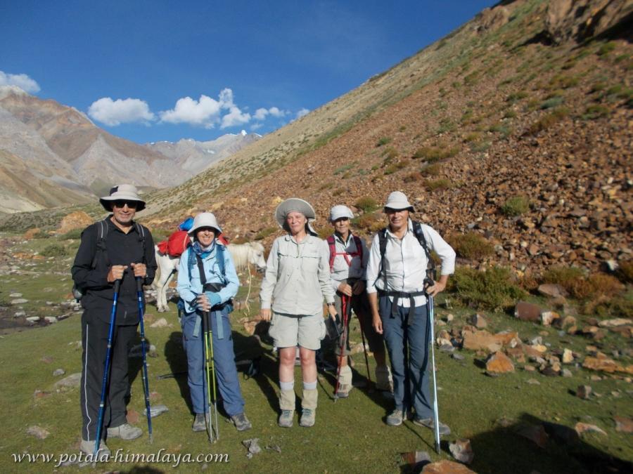 Ladakh Zanskar Traverse