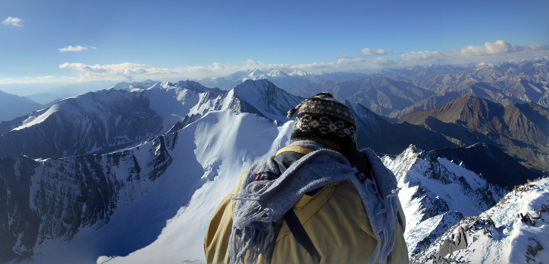 Ladakh trekking peak