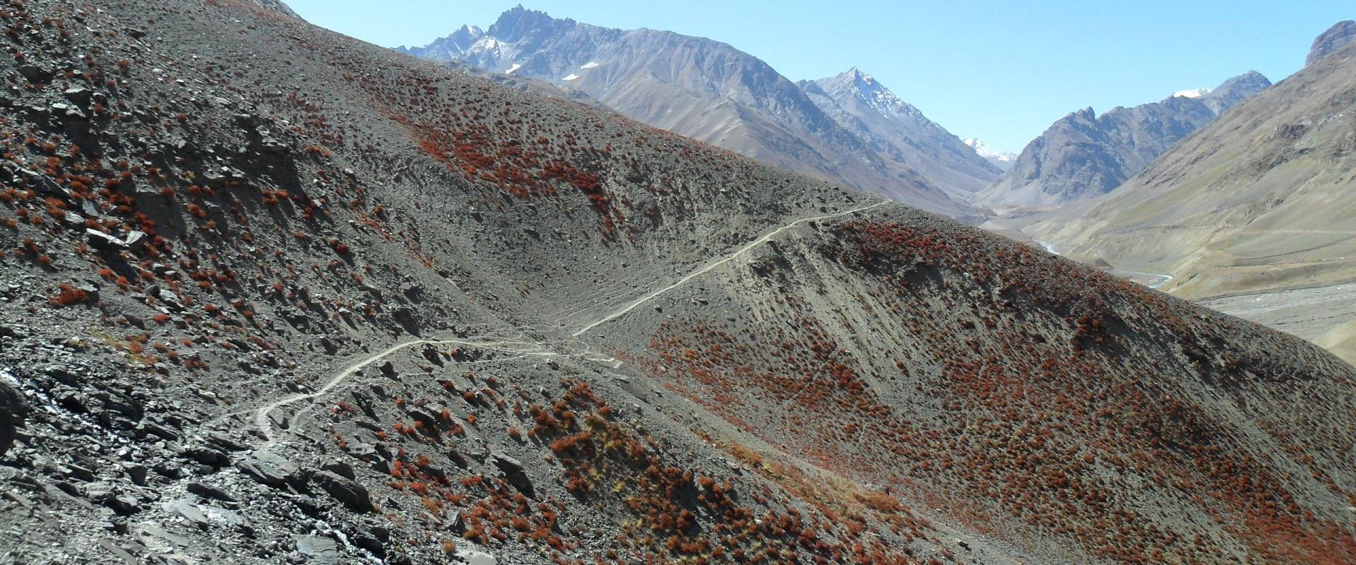 Bhabha Pass