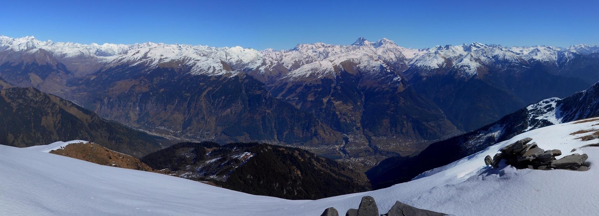 Lamadug Khanpari Tibba Trek