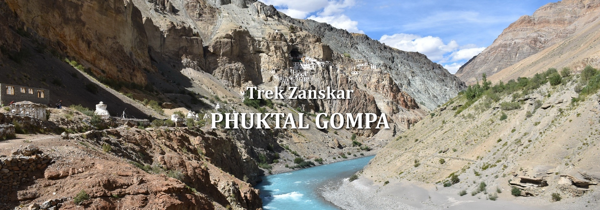 Classic Zanskar Trek