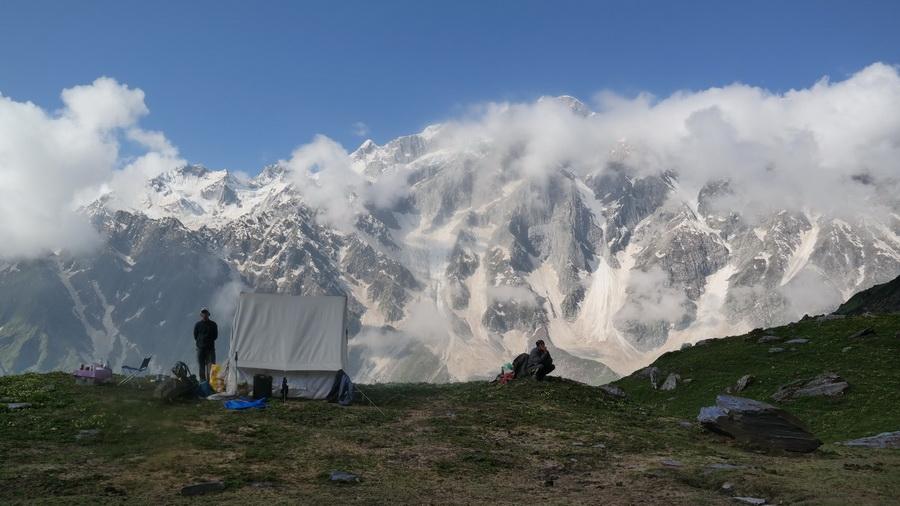 Friendship peak Manali