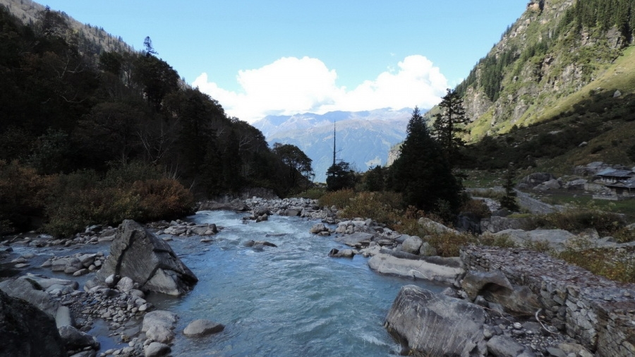 Deo Tibba Base Camp Trek Manali