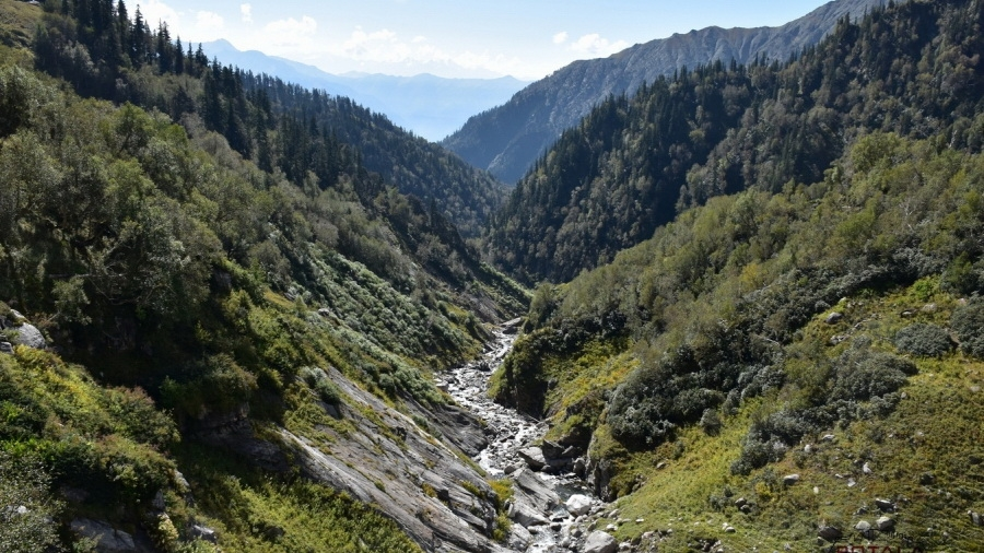 Kalihani pass trekking manali