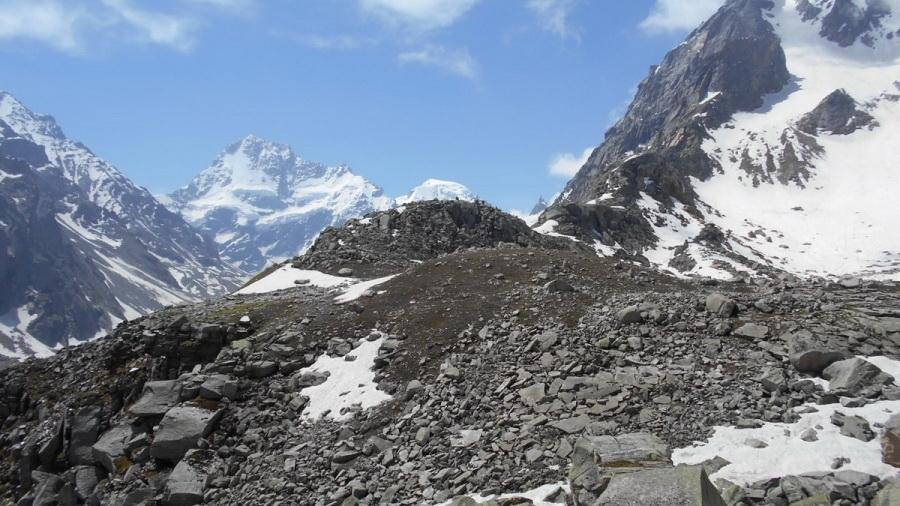 Hamta Pass & Indrasan peak
