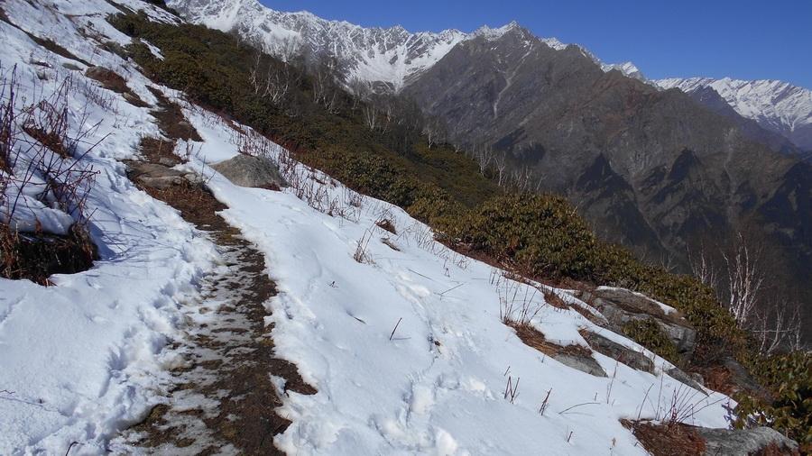 Lamadugh KhanpariTibba Rani Sui Manali pass trek