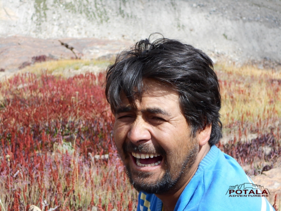 Umasi la trek Zanskar Kishtwar