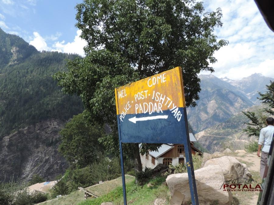 Kilar Pangi valley