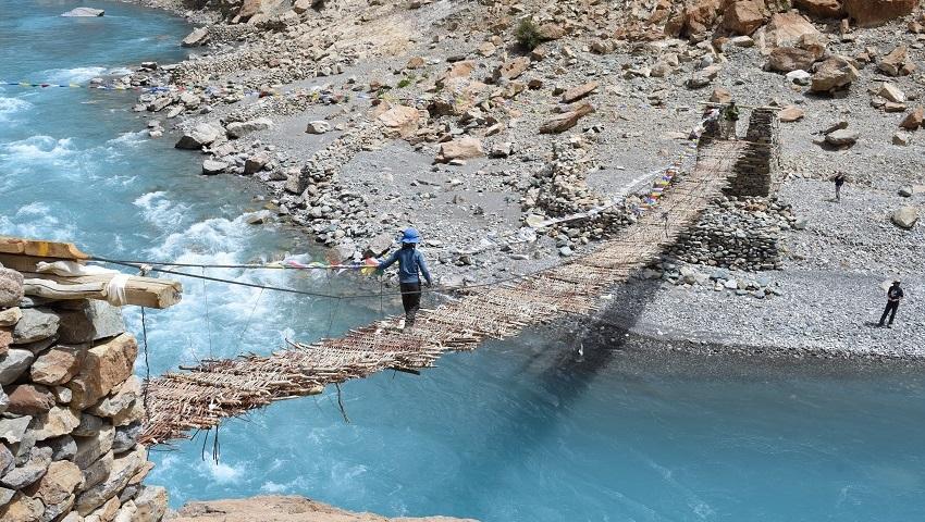 Zanskar Traverse Trek: Kanji Zangla Phirtse La