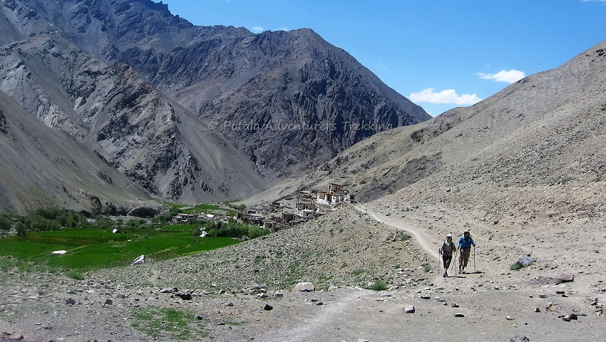 Markha Valley