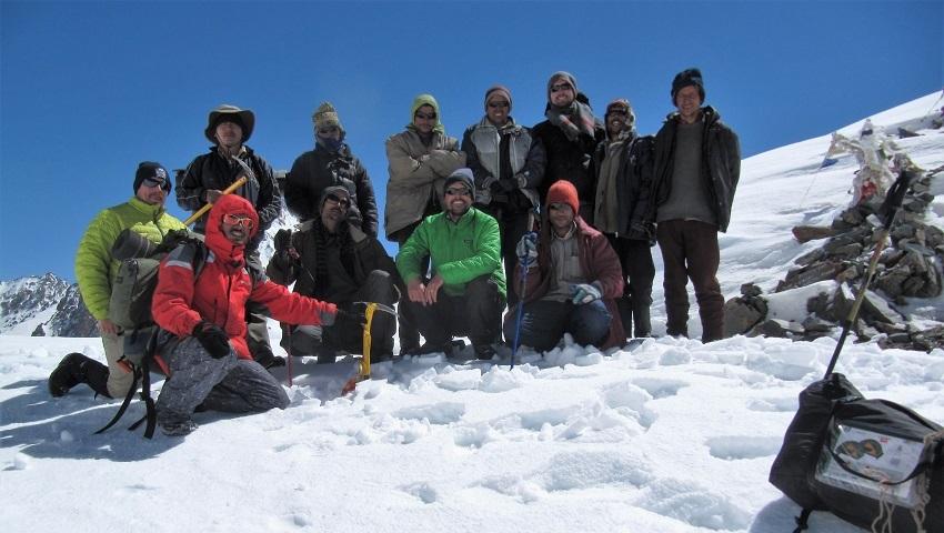 Bhabha Pass Kanamo Peak Spiti
