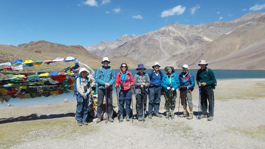 Hamta pass Chandratal Spiti