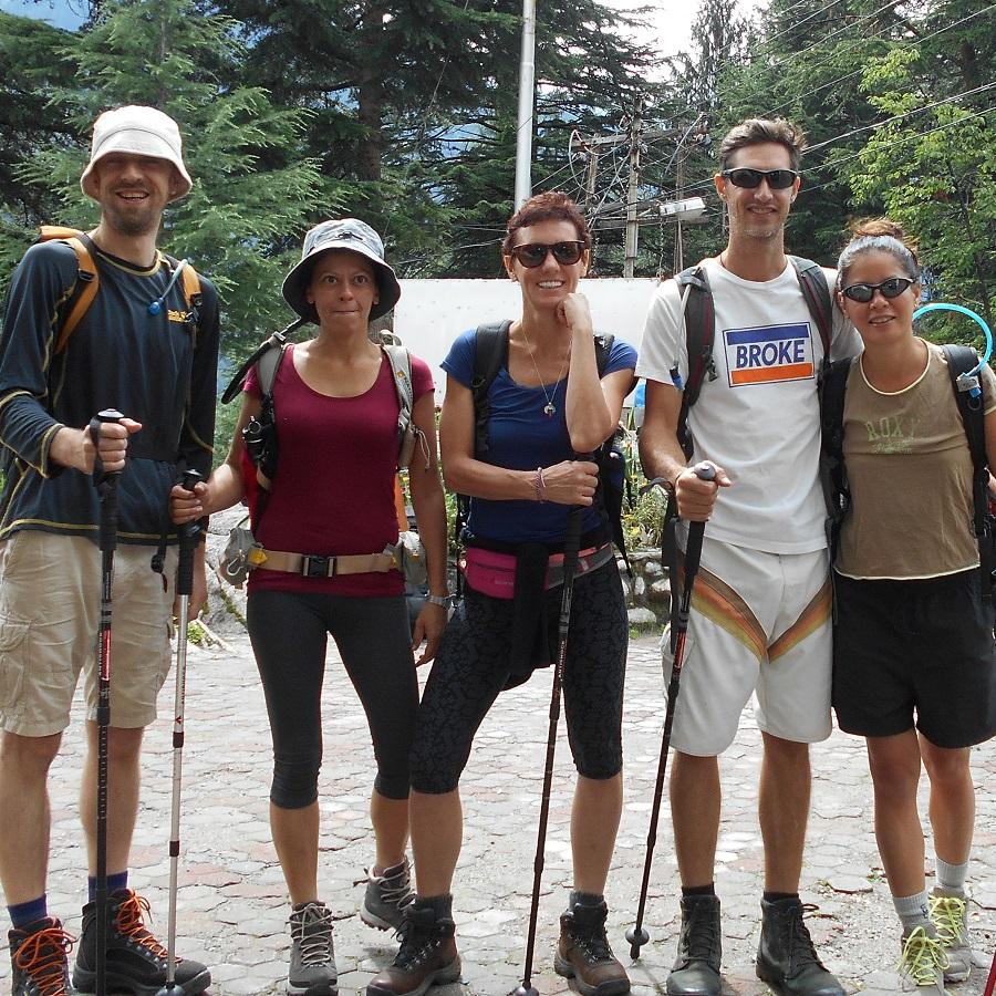Kalihani Pass trek review