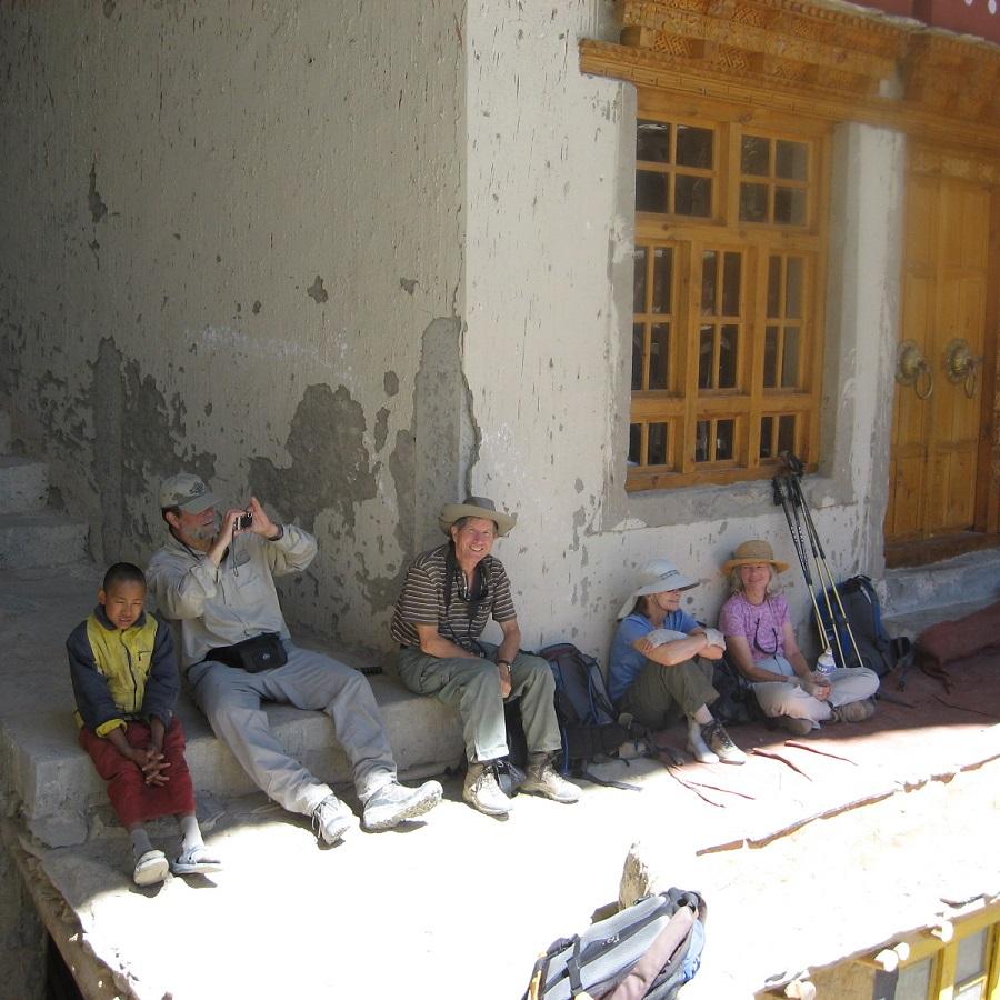 Explore Ladakh and Trek Zanskar