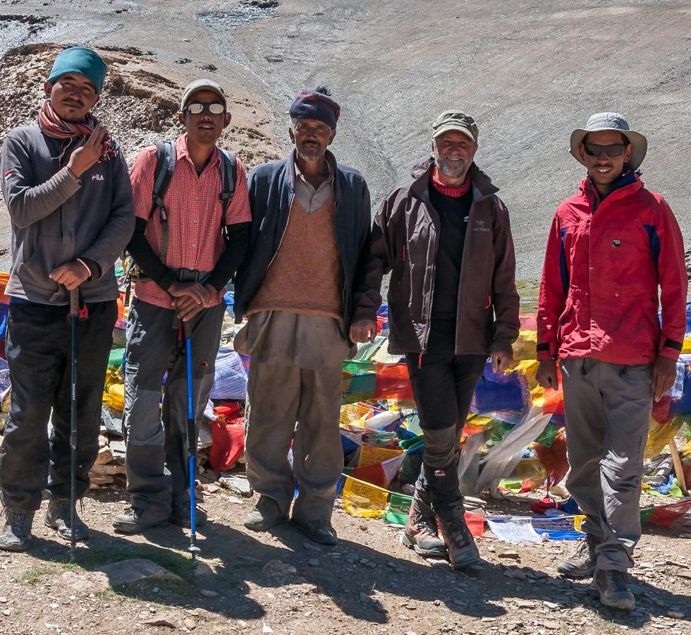 Mike Ladakh trek