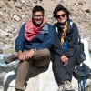 Mr. Rohit C & S Gosh, New Delhi, 31 Aug to 18 September 2013, 19 days trek