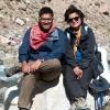 Mr. Rohit C & S Gosh, New Delhi, 31 Aug to 18 September 2013, 19 days trek