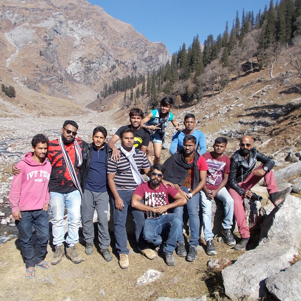 Day hikes in Manali