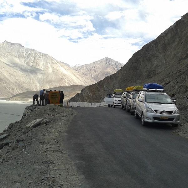Trans Himalayan Safari